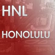 Honolulu Airport (HNL)