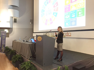 Dr. Jennifer Chirico Keynote Speaker at the Management International Conference in Venice, Italy, an