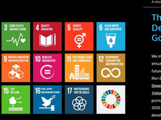 Story Map of the UN Sustainable Development Goals & GIS at SPC