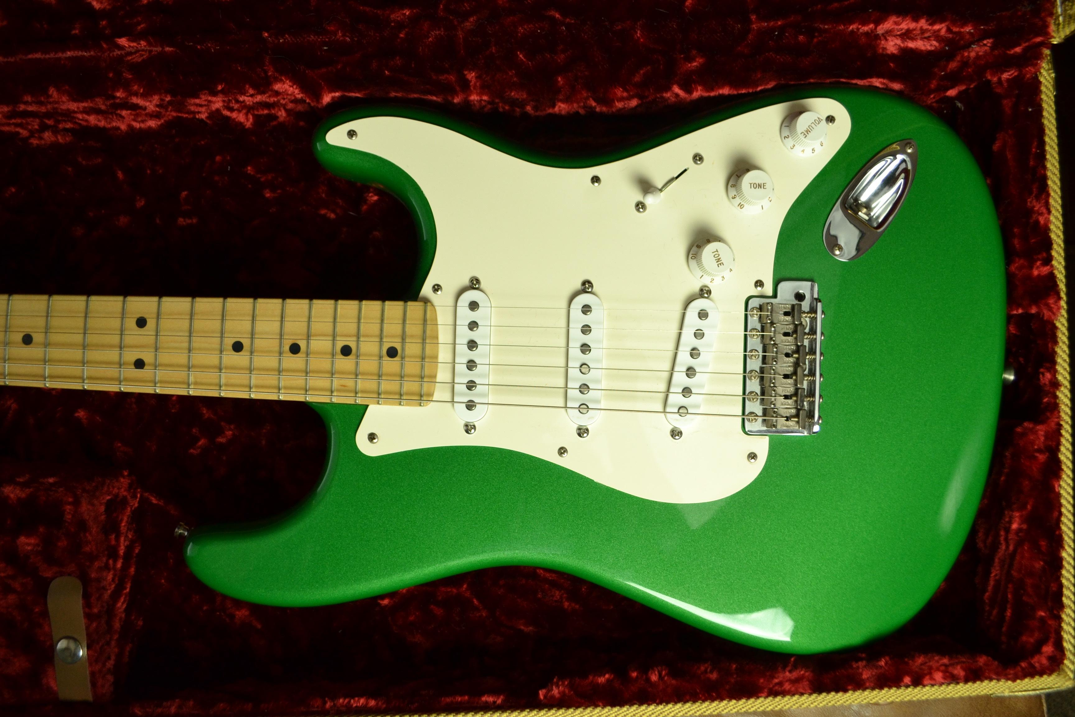 Fender Stratocaster Eric Clapton 7up