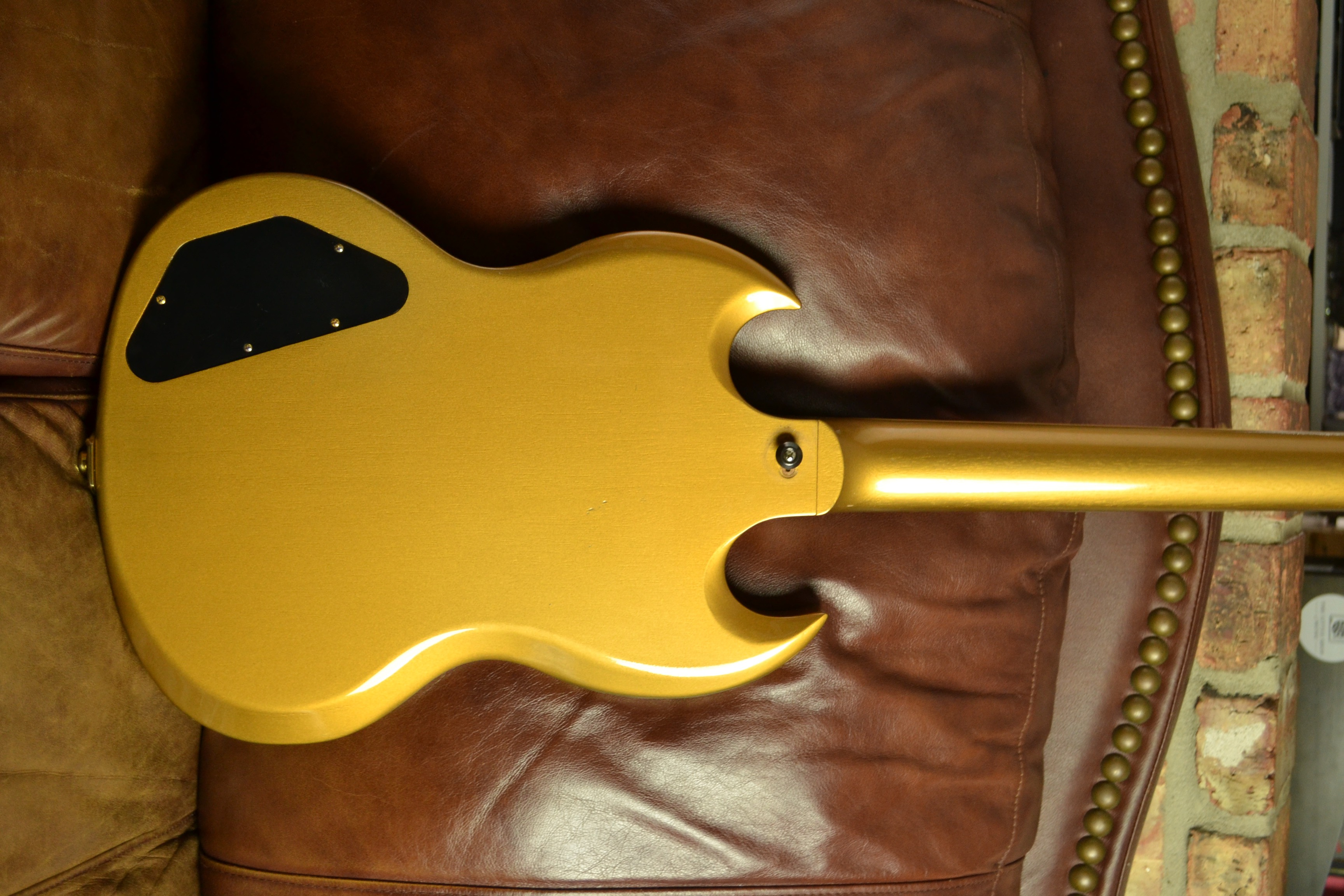 Gibson SG Gold Buillion