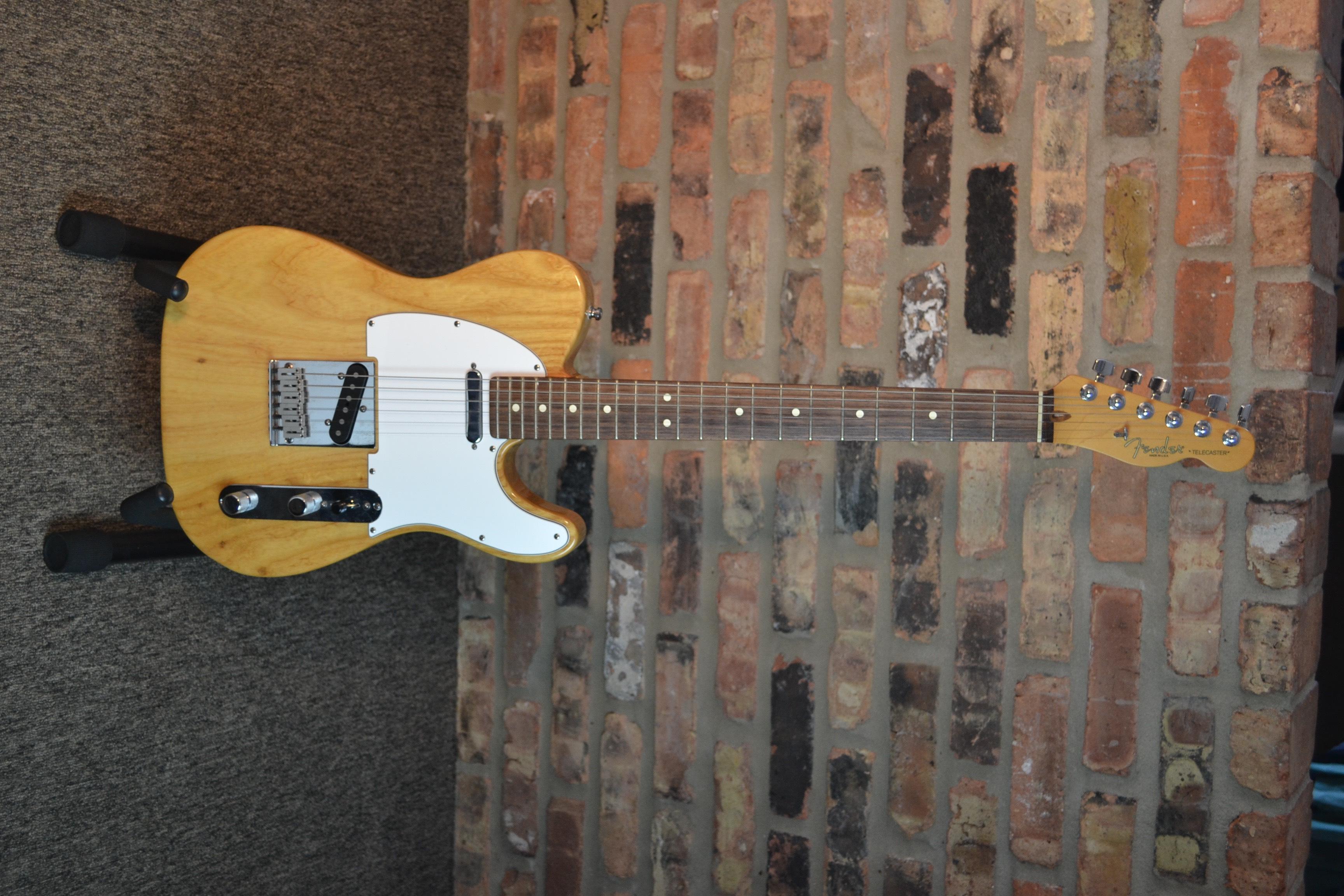 Fender Telecaster 1998-9 MIA