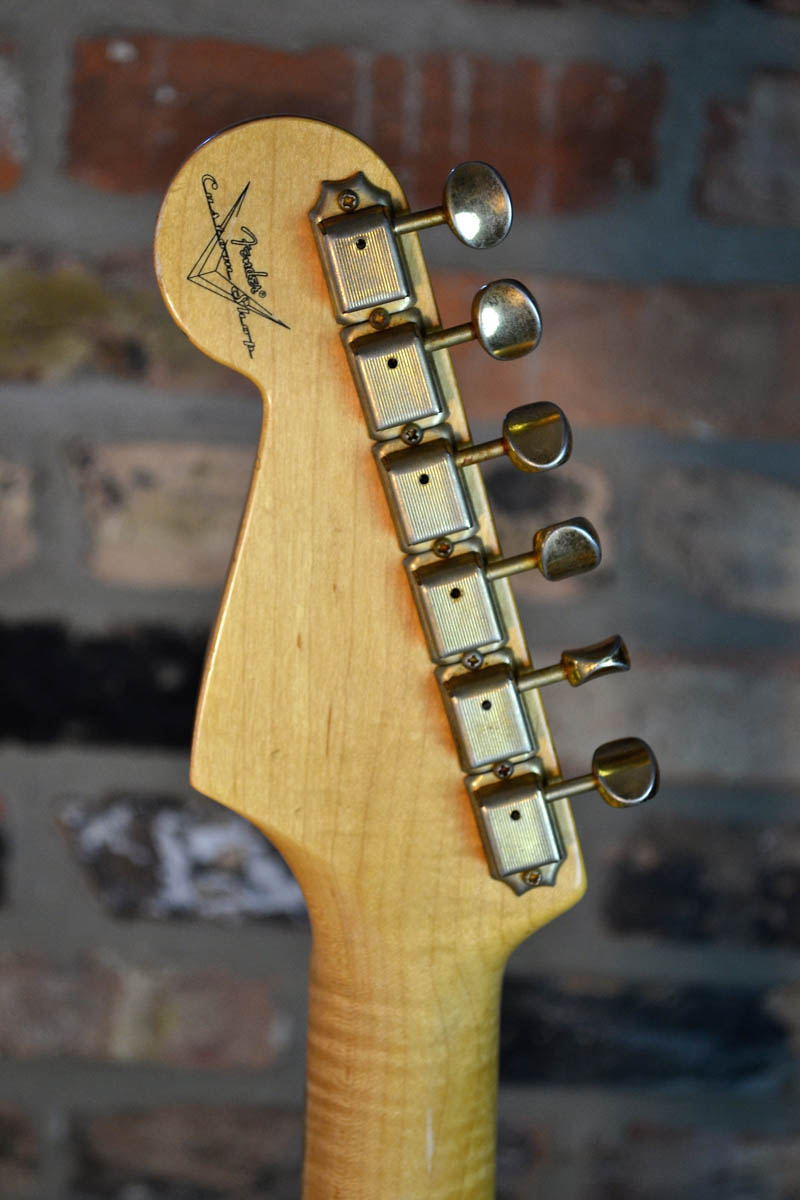 FENDER STRATOCASTER CUSTOM SHOP AGED