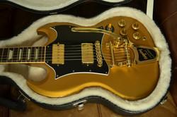 Gibson SG Gold Buillion