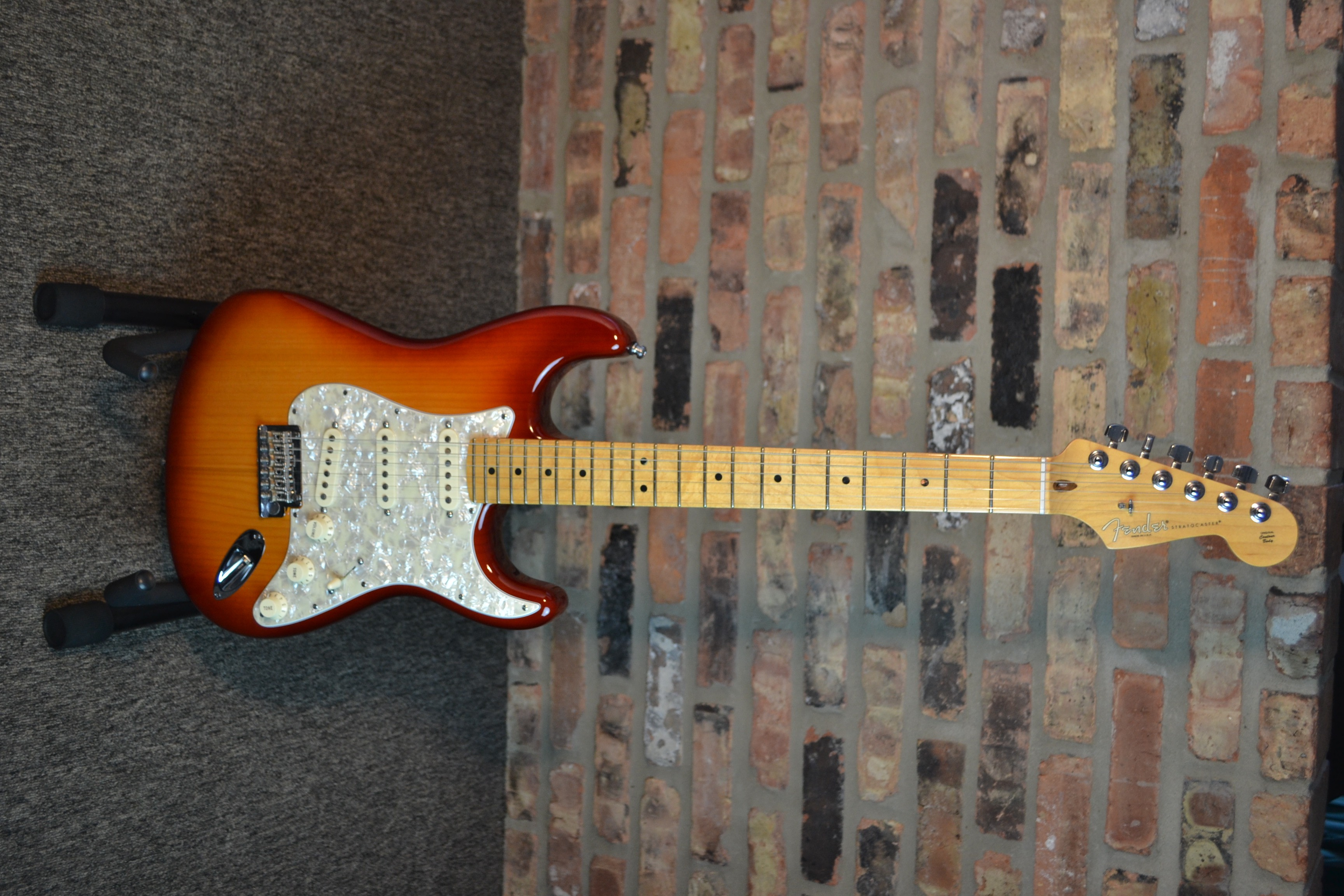 Fender Stratocaster MIA Select Port