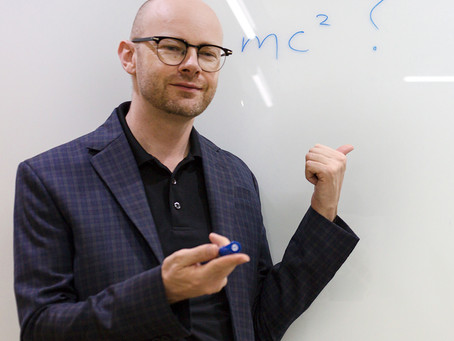Get to Know Your Teacher: David