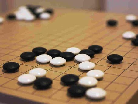 均頭VS圍棋:Sam老師教小朋友下圍棋
