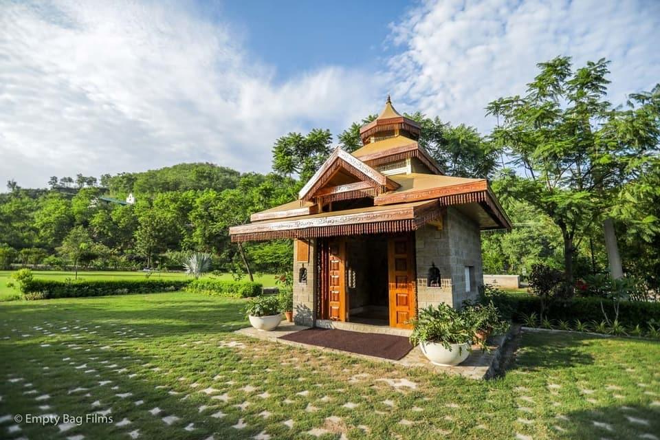 dhwantari-temple