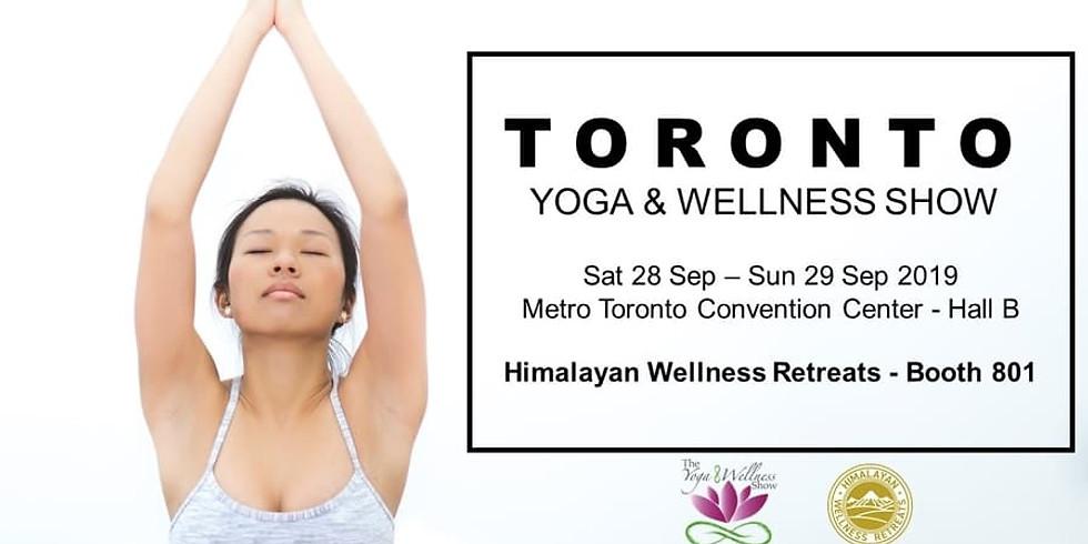 Toronto Yoga & Wellness Show
