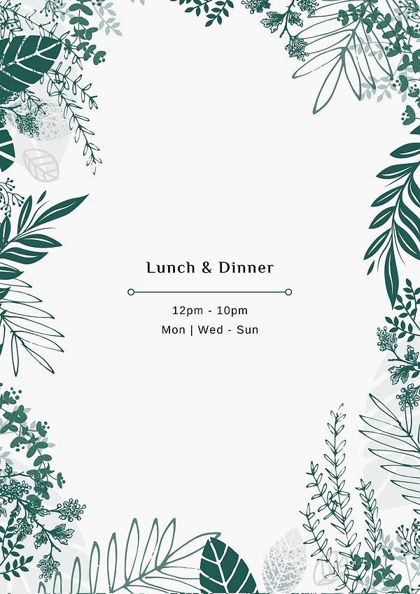 5 Elements Mayur Tulum - Lunch & Dinner.