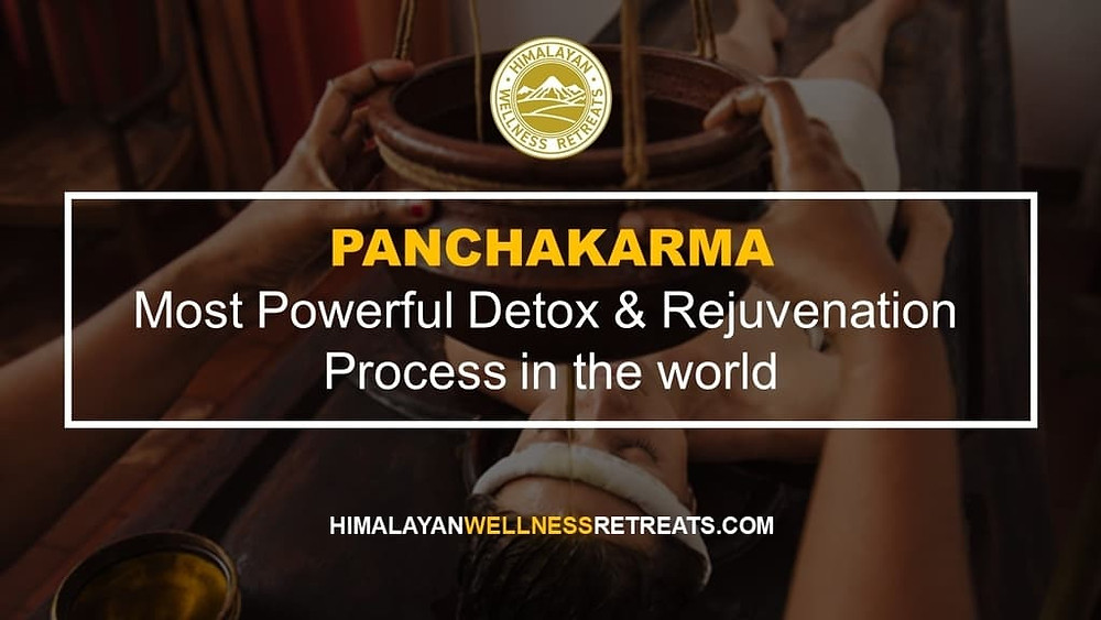 Panchkarma 3 Steps and 5 Therapies
