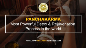 Panchakarma – World's most powerful detox & rejuvenation process | 3 Steps and 5 Procedures