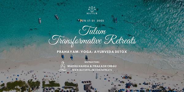 Tulum Transformative Retreats - Jun 17-2
