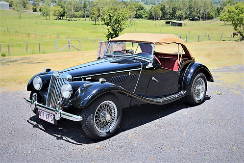 1955 MG TF - SOLD