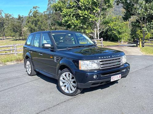 2007 Range Rover Sport TDV6