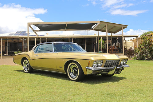 1972 Buick Riviera Coupe
