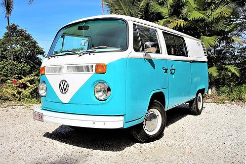 1974 VW Kombi Windowless Van - SOLD