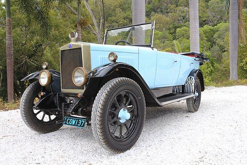 1927 Morris Cowley Tourer