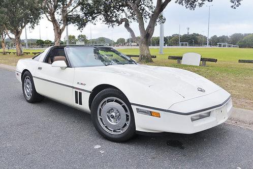 1985 Chevrolet Corvette C4 Targa - SOLD