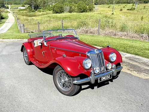 1954 MG TF1500