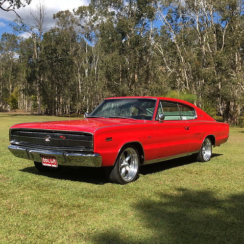 1966 Dodge Charger 502ci