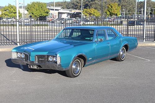 1968 Oldsmobile Delta 88 - SOLD