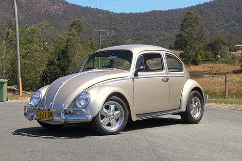1961 Volkswagen Beetle Resto Mod