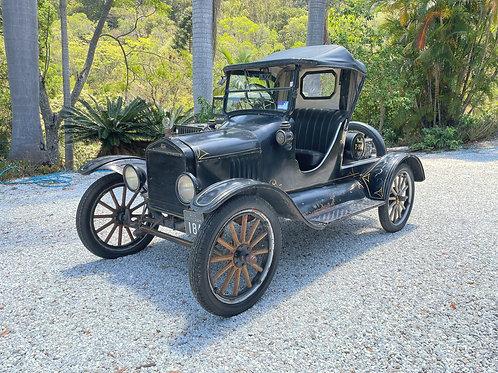 1918 Ford Model T Speedster
