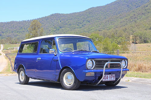 1974 Leyland Mini Van - SOLD