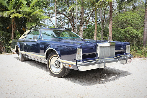 1977 Lincoln Continental - SOLD