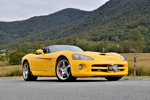 2005 Dodge Viper SRT-10 - SOLD