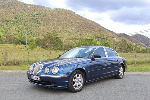 2000 Jaguar S-Type - SOLD