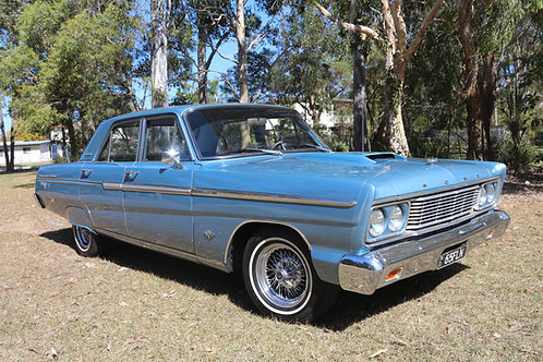 1965 Ford Fairlane 500 - SOLD
