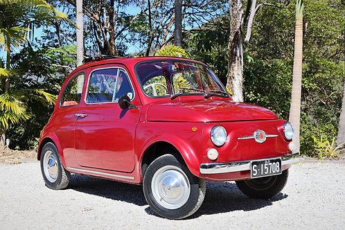1969 Fiat 500F - SOLD