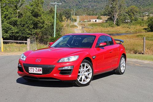 2008 Mazda RX8 Luxury - SOLD!