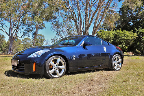 2008 Nissan 350Z Coupe - SOLD