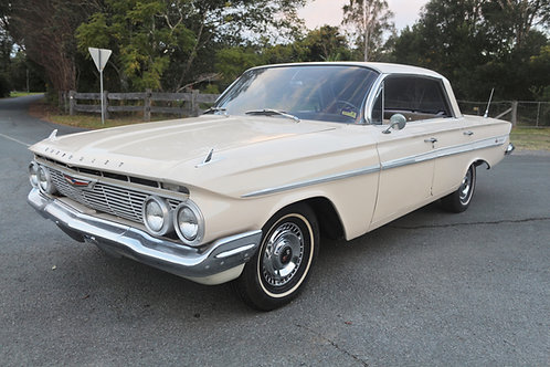1961 Chevrolet Impala Sports Sedan - SOLD