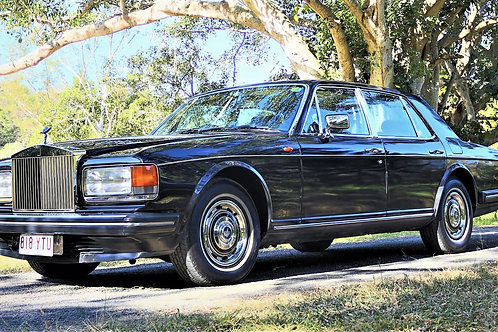 1988 Rolls Royce Silver Spirit - SOLD