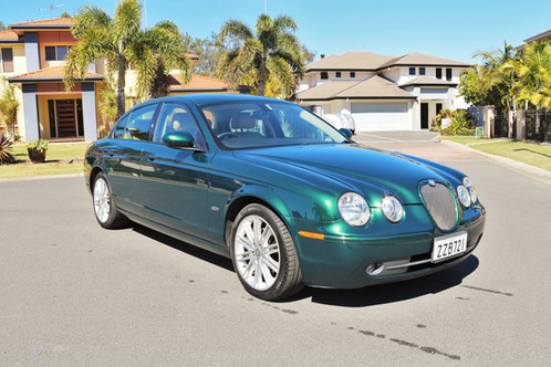 2005 Jaguar S Type 42 V8