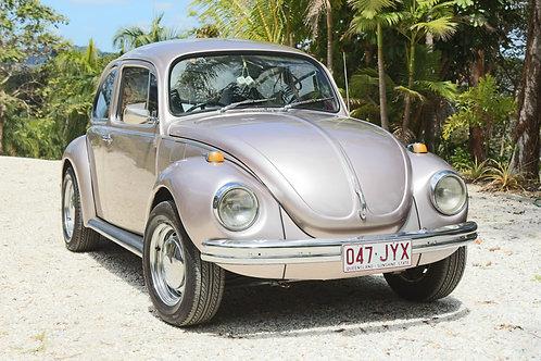 1971 Volkswagen Beetle Super Bug - SOLD