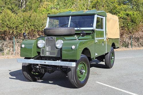 1955 Landrover 107 inch