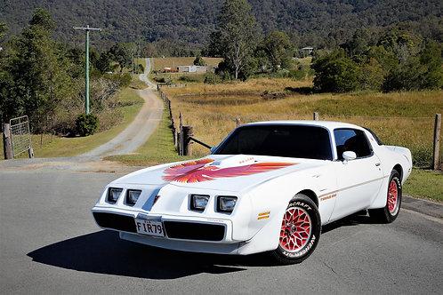 1979 Pontiac Firebird Trans Am - SOLD