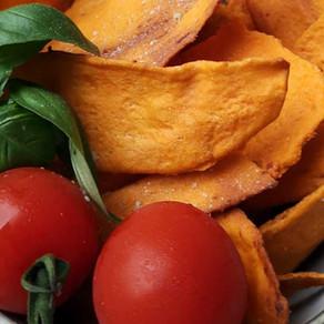 Tomaten-Käse Cracker