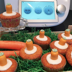 Rüebli Muffins