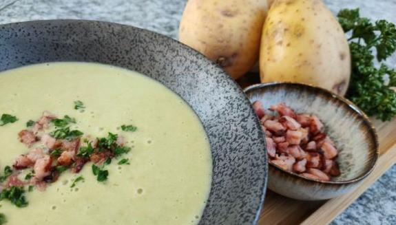 Eine perfekte Suppe für kalte Wintertage!