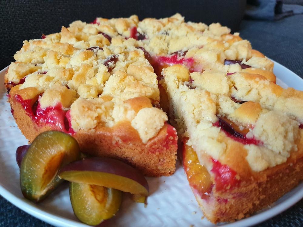 Ein himmlisch saftiges Blechkuchen-Rezept