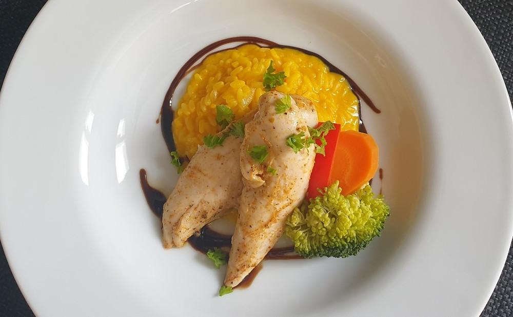 Ein tolles All-in-one-Gericht für Mittag-, Abendessen oder auch wenn Besuch kommt
