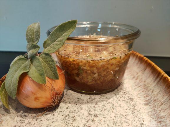 Zwiebel-Honig Hustensaft - das alte Hausmittel