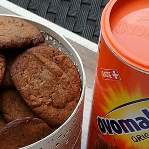 Ovo Cookies