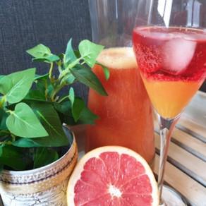 Grapefruit-Mango Apero